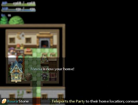 Ruura Stone; Home Set